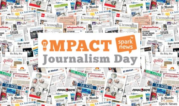 Feelif on Impact Journalism Day!