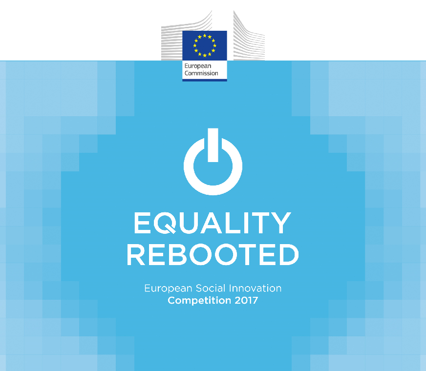 logo of European social innovation 2017