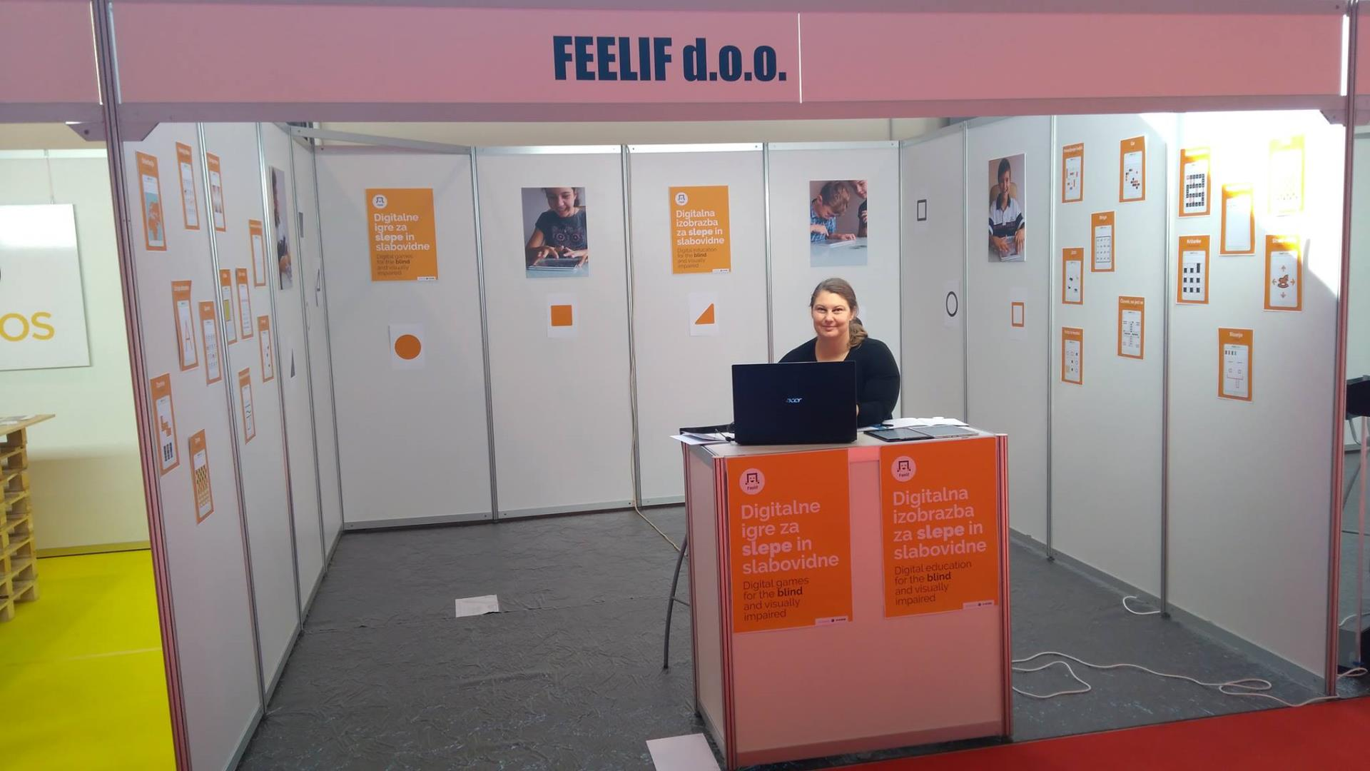 Feelif on 1st Trade Fair for Innovative Digital Solutions - Feel the FUTURE 19 October 2017
