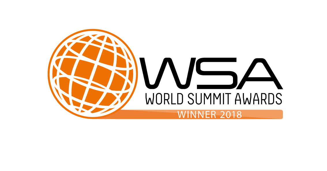 Feelif je zmagovalec na World Summit Awords 2018
