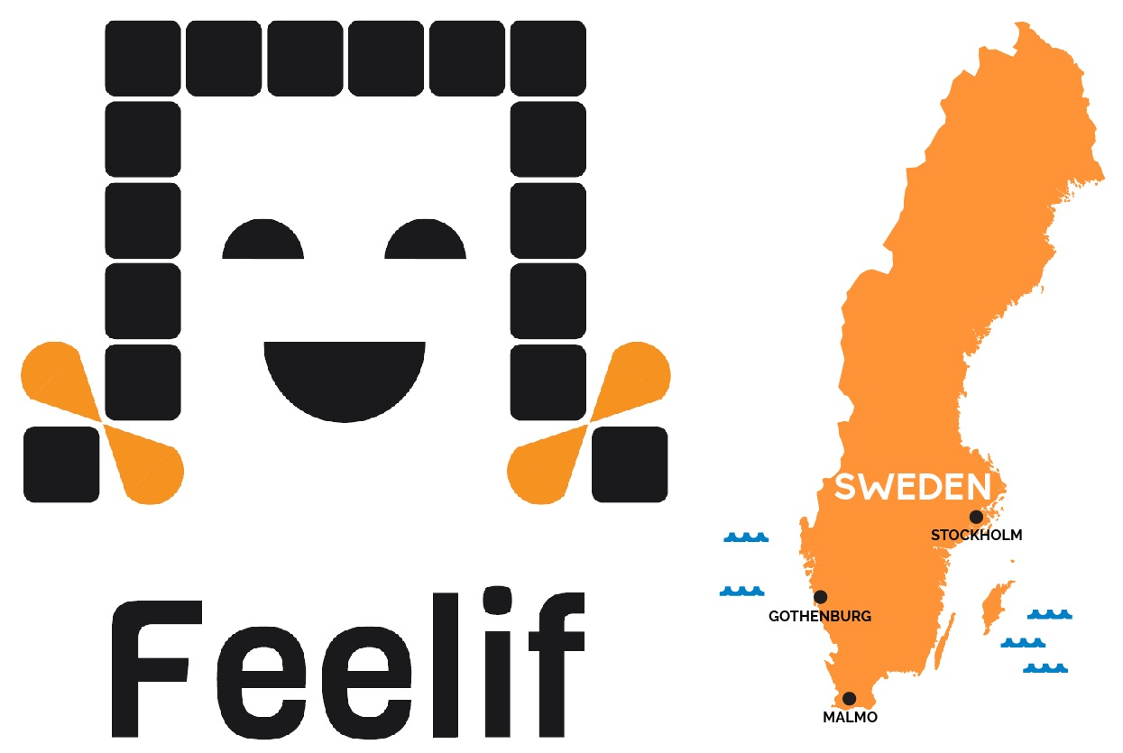 Feelif now available also in Swedish!