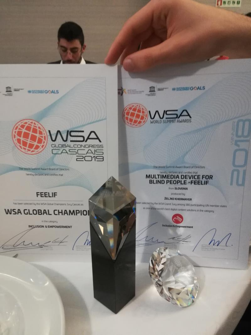 FEELIF IS THE WSA GLOBAL CHAMPION!